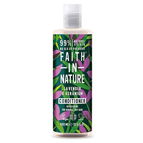 Faith in Nature Natural Lavender & Geranium Hair Conditioner £2.04 / £1.94 S&S (Prime) + £4.49 (non Prime) at Amazon
