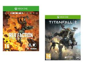 Red Faction Guerilla Re-Mars-tered // Titanfall - 2 (Xbox One) £2.95 each delivered @ The Game Collection
