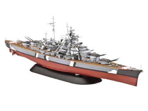 Revell Battleship Bismarck Model Kit £10.65 (Prime) + £4.49 (non Prime) at Amazon