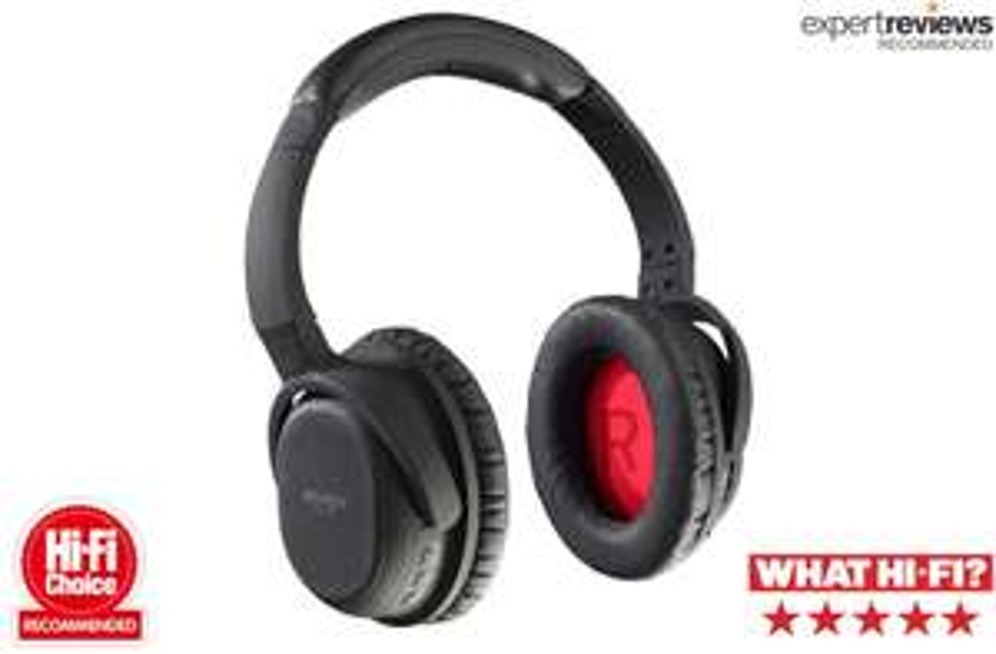 Lindy BNX60 (Black) Bluetooth Noise Cancelling Headphones - £69.95 @ Richer Sounds