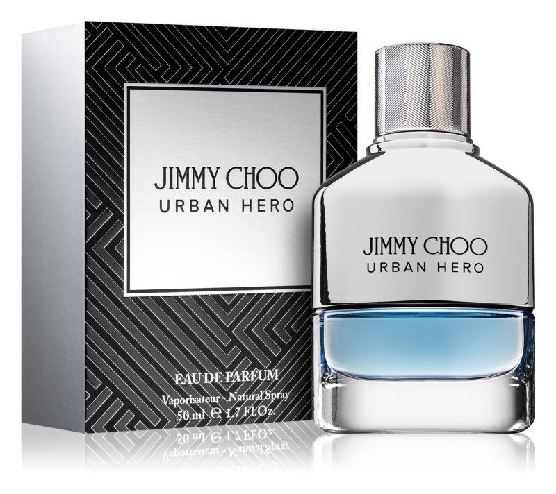 Jimmy Choo Urban Hero Eau de Parfum for Men 50ml £19.85 / 100ml £29.90 delivered @ Notino