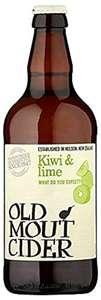 12 x 500ml Old mout kiwi and lime cider 4%abv £6.10 (+£4.49 Non Prime) @ Amazon
