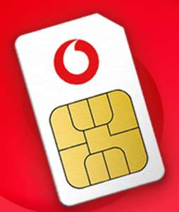 12 Month Sim Only - 4GB Data With Unlimited Minutes & Texts For £6 Per Month (+ Possible £15 Amazon Gift Card Via Giftcloud) @ Vodafone