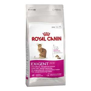 ROYAL CANIN Exigent Savour Sensation cat food £25 at Amazon sold by Maltbys Stores