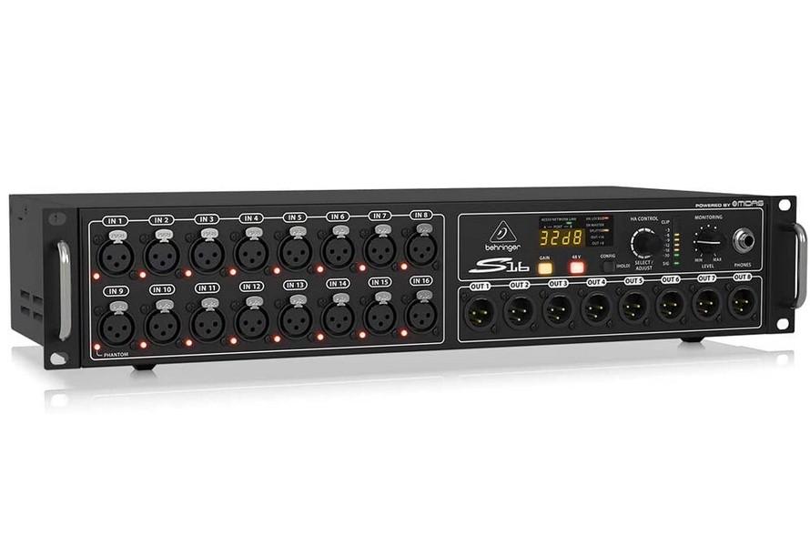 Behringer S16 Audio Interface - £292.44 @ Amazon