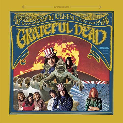 The Grateful Dead [VINYL] 180 grams Grateful Dead £12.99 (Prime) + £2.99 (non Prime) at Amazon