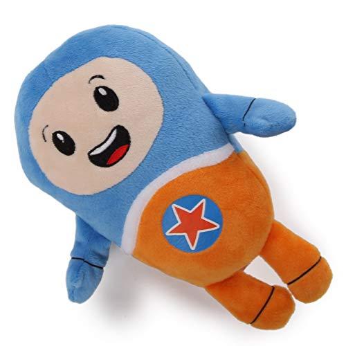 Go Jetters 1176 Soft Toy-Kyan, Multi Plush, Blue, Orange £3.76 (Prime) + £4.49 (non Prime) at Amazon