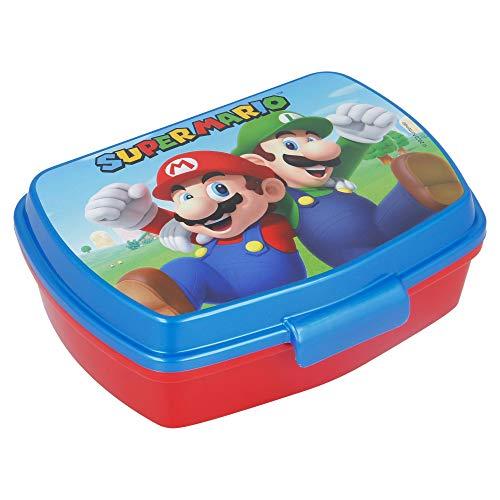 Super Mario Sandwich Box £6.95 (Prime) + £4.49 (non Prime) at Amazon