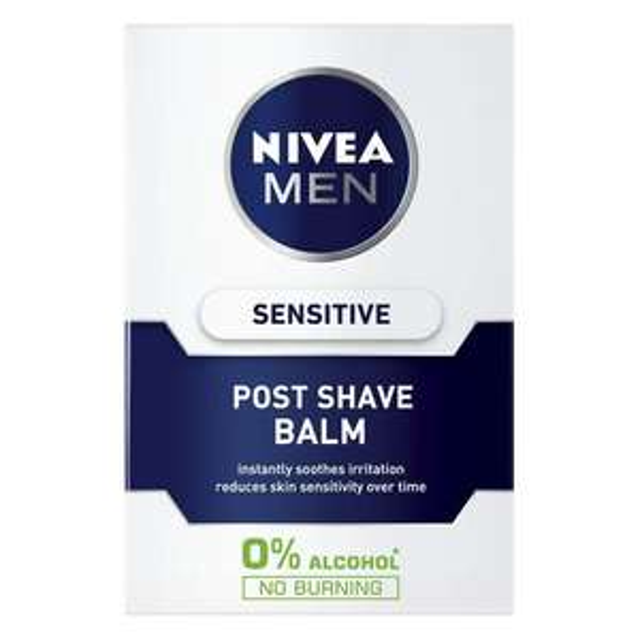 Nivea Men Sensitive Post Shave Balm 100ml £2.50 (+£2 click & collect) @ Wilko