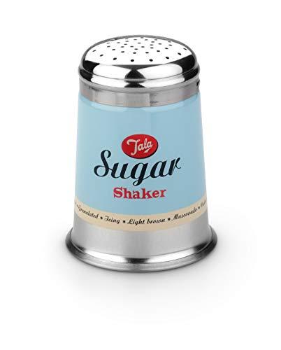 Tala Sugar Shaker, Stainless Steel, Blue £2.32 (Prime) + £4.49 (non Prime) at Amazon