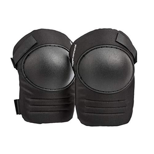 AmazonCommercial Swivel Cap Knee Pads, 22.8 cm, Black, 1 pair £6.44 (Prime) + £4.49 (non Prime) at Amazon