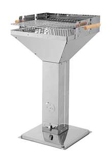 Tepro 1066 Vista Charcoal Funnel BBQ £34.12 delivered at Amazon