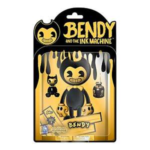 Bendy And The Ink Machine Action Figure (Yellow Bendy) £6.73 (Prime) + £4.49 (non Prime) at Amazon