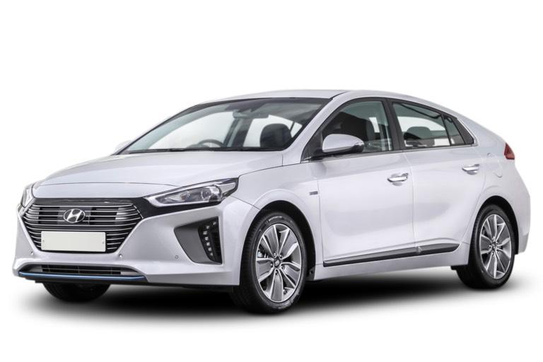 Hyundai IONIQ 100kW Premium 38kWh 5dr Auto 8k miles £238.43 upfront + 35 x £238.43 a month £8763.48 @ UK Carline via LeaseLoco