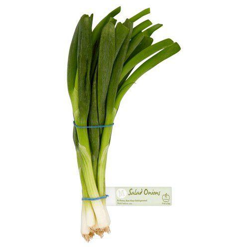 Morrisons Salad Onions (minimum 100g) 37p @ Morrisons
