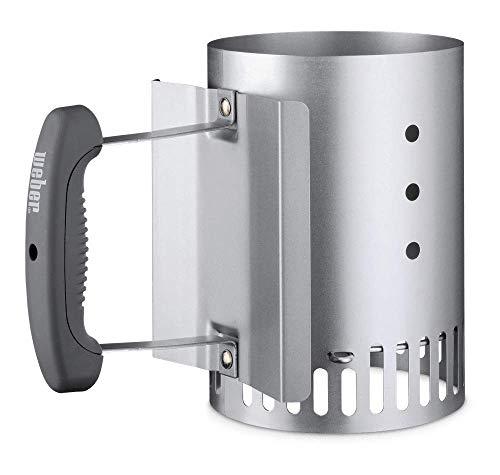 Weber Compact Chimney Starter (Small Version) - £16.78 Prime / +£4.49 Non Prime (UK Mainland) Sold by Amazon EU @ Amazon