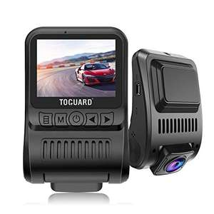TOGUARD Dash Cam 4K £29.99 - Sold by Tomato Direct and Fulfilled by Amazon.