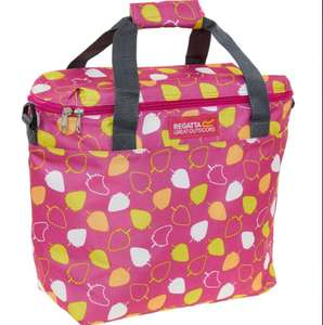 Regatta Pink Strawberry Cool Bag 15L £7.99 + £1.99 Click and collect From TK Maxx