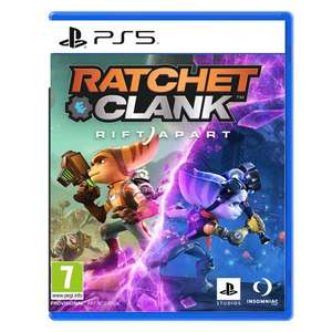 Ratchet and Clank Rift Apart PS5 £59.99 @ Monster-Shop