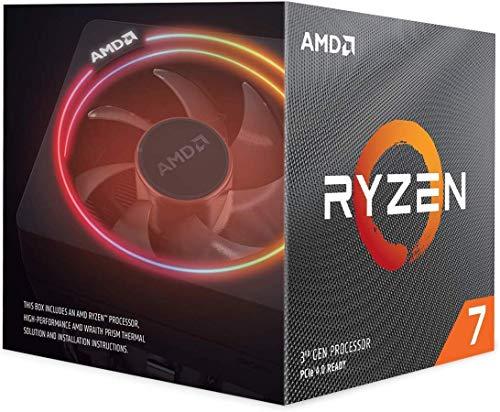 AMD Ryzen 7 3700X Processor (8C/16T, 36 MB Cache, 4.4 GHz Max Boost) £203.06 (UK Mainland) @ Amazon Spain