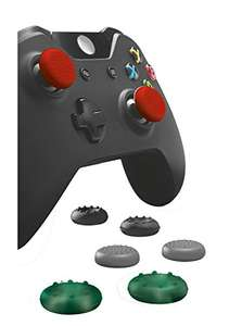 Trust Gaming GXT 264 Thumb Grips for Xbox One Controllers (Pack of 8) - £1.80 Prime (+£4.49 Non-Prime) @ Amazon