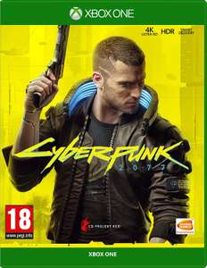 Cyberpunk 2077 (Xbox One) used - £14.38 delivered @ Music Magpie / eBay