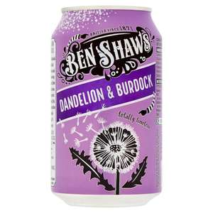 Ben Shaws 4 pack dandillon and burdock soft drink - 79p instore @ Farmfoods, Staines