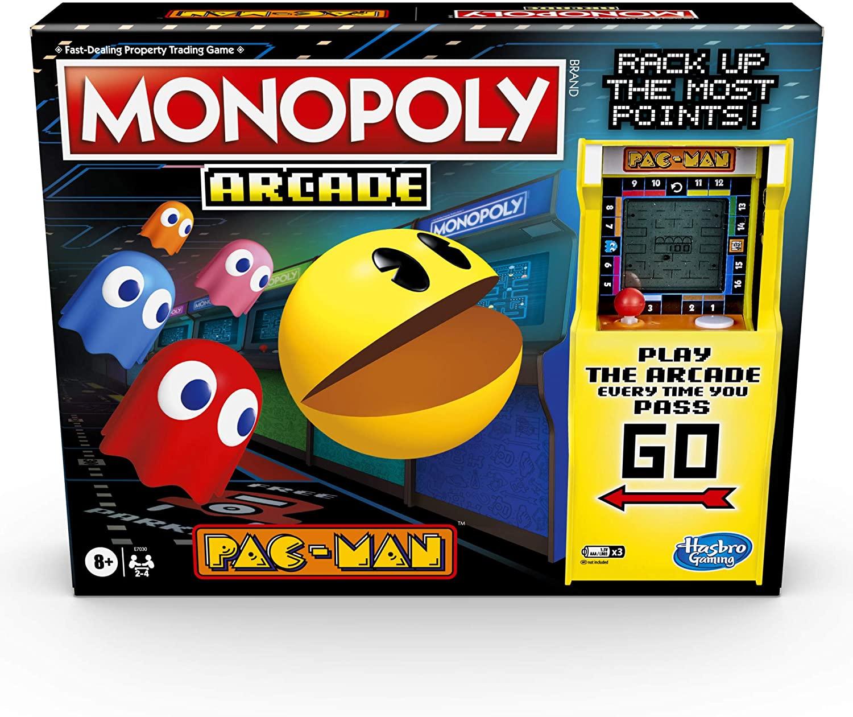 Monopoly Arcade Pac-Man Game - Free Click & Collect @ Argos