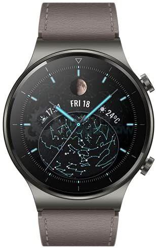 Huawei Watch GT 2 Pro Classic Nebula Grey Smart Watch - £169.73 (UK Mainland Delivery) @ Amazon Germany