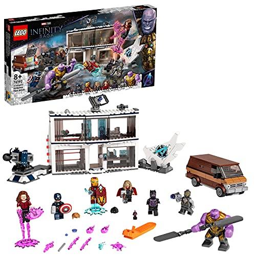 LEGO Marvel Super Heroes Avengers: Endgame Final Battle - 76192 - £64.01 @ Amazon