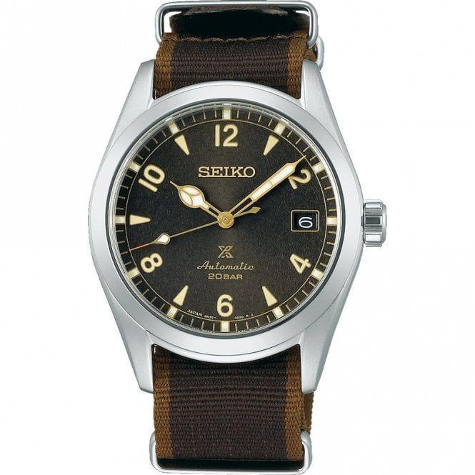 "Seiko Prospex Men's ""Alpinist"" Automatic Watch on Nato SPB211J1 - £459 at Hillier Jewellers"
