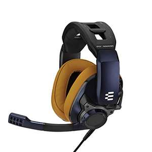 EPOS I Sennheiser GSP 602 – Wired Closed Acoustic Gaming Headset - Usually dispatched within 1 to 3 weekss - £120.92 @ Amazon