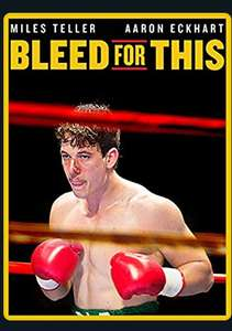 """Buy """"Bleed For This"""" for 99p @ Amazon Prime Video"""