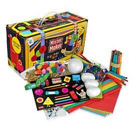 Mister Maker Magic Make Case £5 + £1.99 click and collect @ Ryman