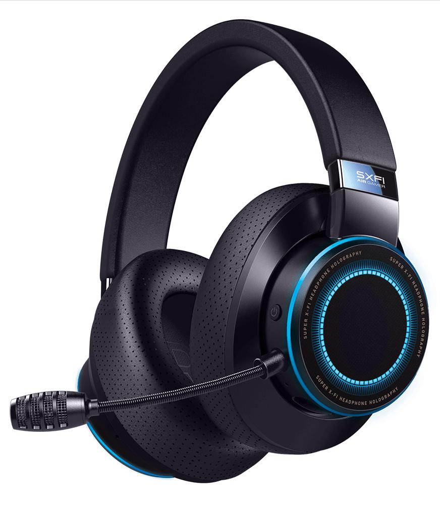 Creative SXFI Air Gamer 'hybrid' USB/wireless gaming headset - £99.99 (with code) at Creative