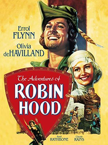 The Adventures of Robin Hood (Errol Flynn) HD £3.99 @ Amazon Prime Video