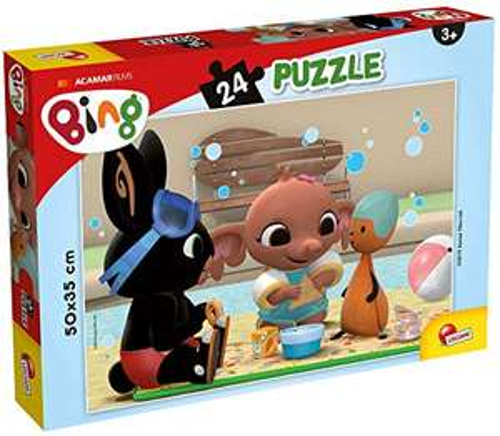 Lisciani 77977 Bing Pic Nic Puzzle, Multicolour £2.87 + £4.49 NP @ Amazon