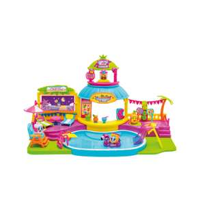 MojiPops Pool Party Figures & Accessories £12.98 delivered @ The Entertainer