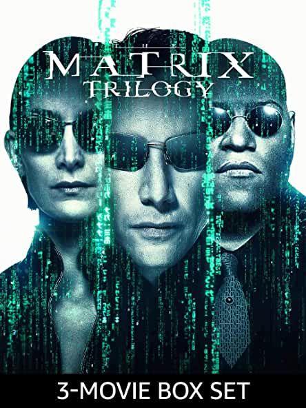The Matrix Trilogy HD - £7.99 - Prime Video (Prime Members Only) @ Amazon