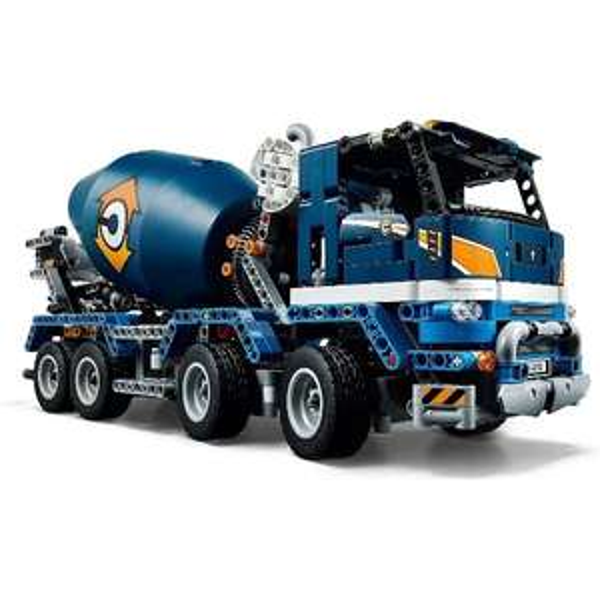 LEGO Technic 42112 Concrete Mixer Truck £62 Delivered using code @ Hamleys