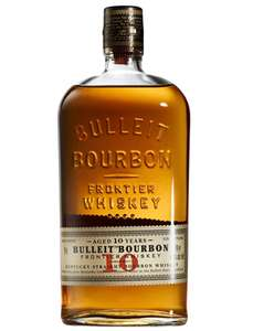 Bulleit Bourbon 10 Years Old Whiskey 70cl - £32.83 / £31.19 Subscribe and save at Amazon