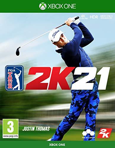 PGA Tour 2K21 (Xbox One) £14.97 (Prime) + £2.99 (non Prime) at Amazon