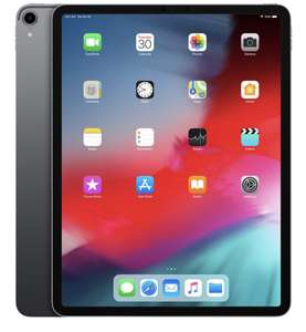 Refurbished 12.9-inch Apple iPad Pro Wi-Fi 64GB - Space Grey (3rd Generation) £599 at Apple Store