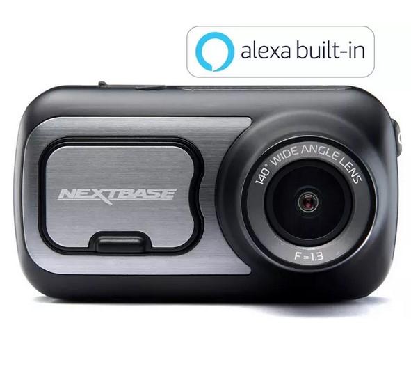 Nextbase 422GW Dash Cam £109 (UK Mainland) at Halfords