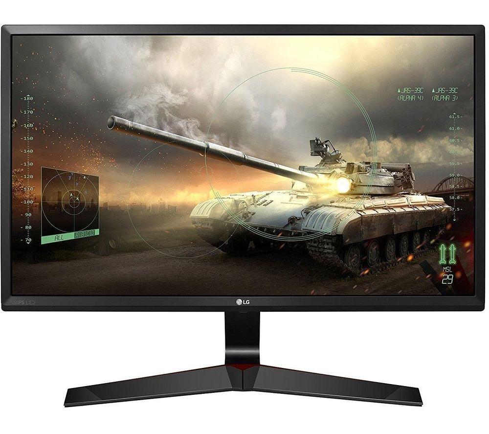"LG UltraGear 24MP59G-P FHD IPS 24"" Freesync 75Hz LCD Gaming Monitor £99 at Currys PC world"