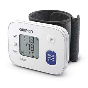 Omron RS1 Wrist Blood Pressure Monitor £21.99 delivered at Amazon