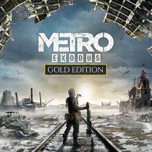 Metro Exodus Gold Edition PS PLUS £15.89 at Playstation Store