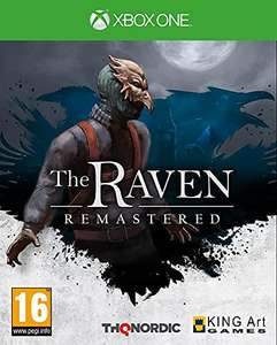 The Raven Remastered (Xbox One) £2.99 (Prime) + £2.99 (non Prime) at Amazon