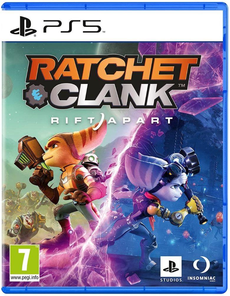 Ratchet & Clank: Rift Apart PlayStation 5 Pre-Order - £59.99 (UK Mainland) @ ShopPlay