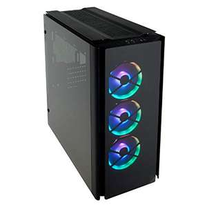 Corsair CC-9011139-WW 500D Obsidian RGB SE Mid Tower Case £113.81 delivered at Amazon